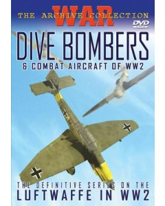 Dive Bombers and Combat Aircraft of World