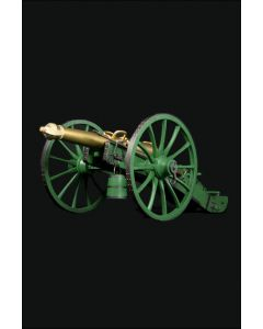 French Gribeauval 12-pounder Cannon
