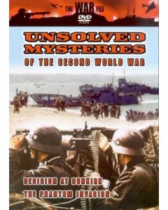 Unsolved Mysteries Of The Second World War
