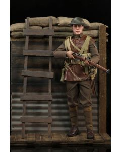 WWI Trench Diorama Set